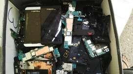 Placa de celular blackberry z10