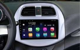 """RADIO ANDROID CHEVROLET BEAT /  SPARK GT 9"""" -7"""""""