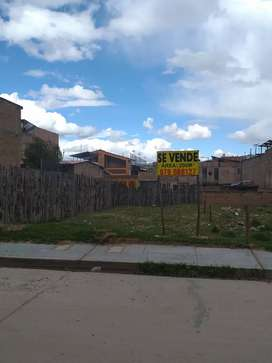 Venta de terreno en urb. Santa Rosa, Cajamarca