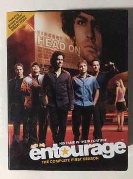 Entourage Serie de HBO Temporadas 1, 2, 3 y 4