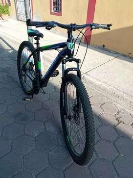 Vendo bicicleta Speed Montero aro 29