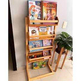 Stand para libros de niños