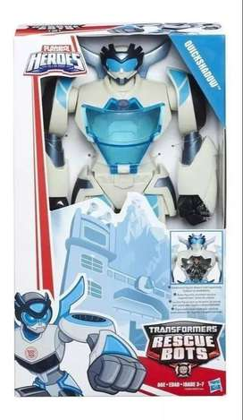 Transformers Rescue Bots Quickshadow 30 cm Hasbro