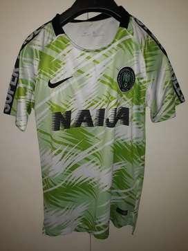 Camiseta Seleccion Nigeria Entrenamiento 2018