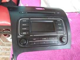Radio kia cerato