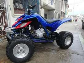 Cuadron Yamaha 660R