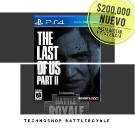 The last of us Parte 2 - Juegos Nuevos PS4