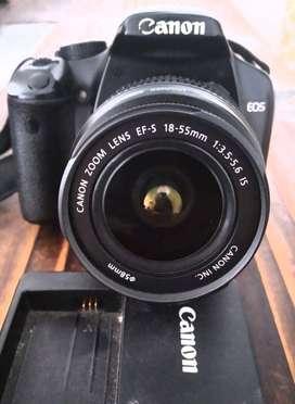 GANGA Como nueva Cámara Reflex Cannon EOS 450D