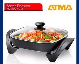 Cocina / Sartén eléctrica ATMA