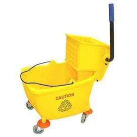 Vendo carro prensa mopa mini bucket 20 litros
