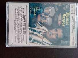 cassette musical de Daniel santos