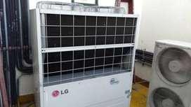 Técnicos en aire acondicionado y refrigeración