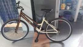Cicla dama buen estado poco uso