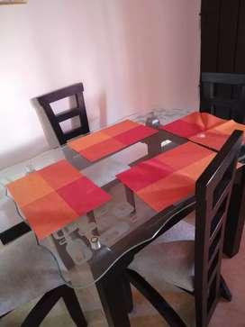 Sala + comedor
