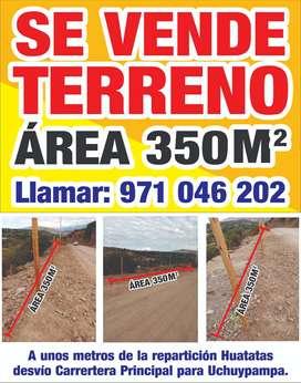 Terreno en Uchuypampa