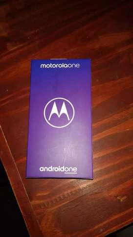 Vendo  Moto one