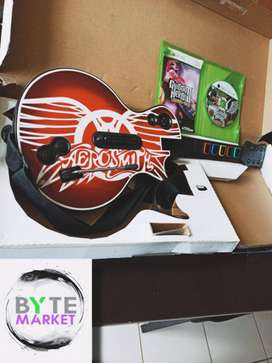 Guitarra xbox 360 original vendo cambio