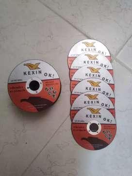 Disco de corte 4/12 kexin