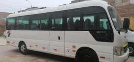 Minibus hyundai conty
