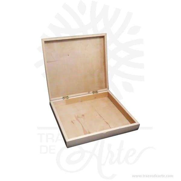 Caja estuche de 57 x 49 x 9 cm en Madera para personalizar - Precio COP