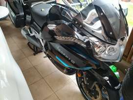 CF moto 650 TR