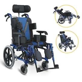 Venta de Sillas de ruedas especializadas para adultos y pediátrica