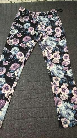 Hermoso pantalón dama talla m