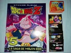 Album Dragon Ball Z5 Reedicion