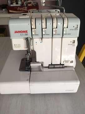 Overlock Janome 1110dx