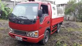 Camión Jac 2.8 T DIESEL año 2013