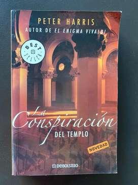 Libro La Conspiración del Templo