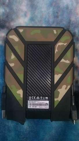 Disco duro externo ADATA 2T camuflado