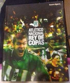 Libro Atlético Nacional, Rey de Copas