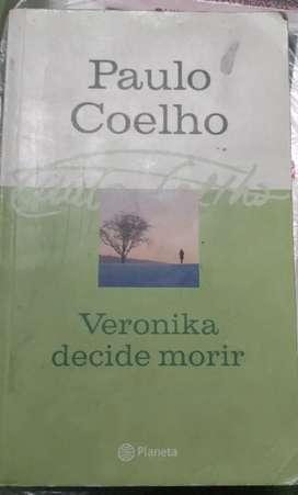 Libro Veronika decide morir- libro original