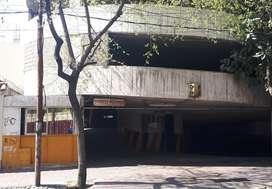 Cochera a Mtros Plaza Independencia