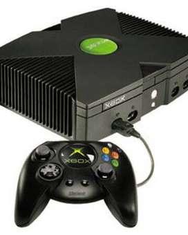Xbox Negro usado