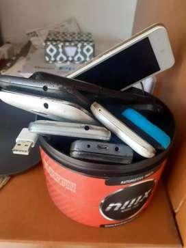 Vendo varios celulares para repuestos