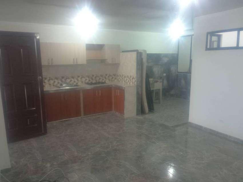 Alquiler apartamento tercer piso en Ciudad 2000 0