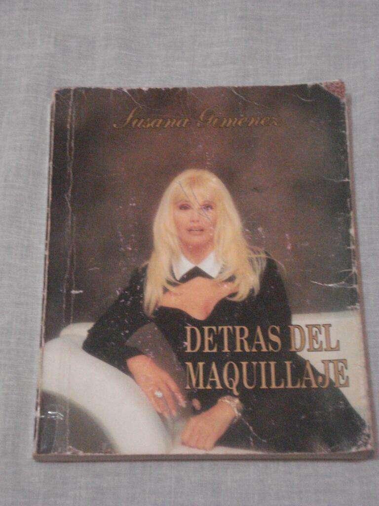 Libro de Susana Giménez 0