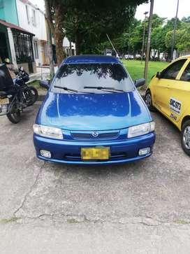 Vendo Mazda alegro mod 99