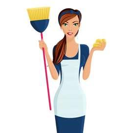 Se busca señorita o señora para Limpieza