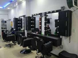 Vendo peluquería