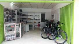 Ganga! Negocio de bicicletas en venta!