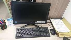 PC All in One HP como nuevos