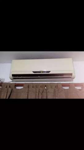 Vendo aire acondicionado frío/calor usado marca Surrey