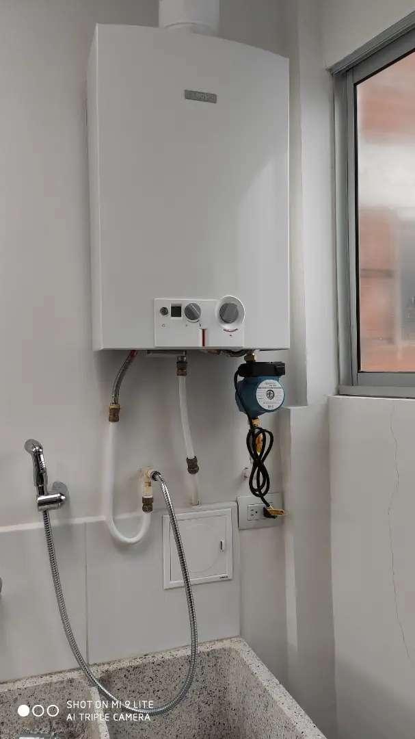 Instalación de redes de gas y calentadores mantenimiento y reparación de gasodomesticos trabajos garantizados