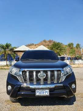 Toyota prado 2014 turbo disel full vx