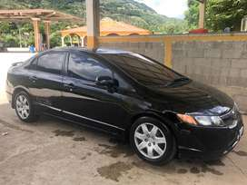 Vendo Honda Civic 2007 Mecanico