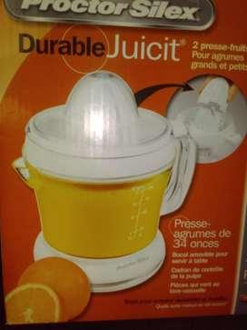 Gangazo extractor de citricos