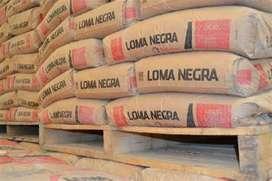 Bolsa de cemento Loma Negra 50kg Oferta